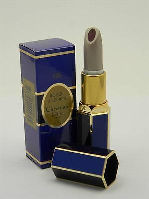 Christian Dior Rouge A Levres Double Lipstick 106 Heart Of Plum