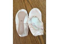 Ballet shoes size 12 and half