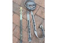 Isabella storm strap and spike for caravan awning / tent