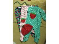 Baby clothes. Baby girl. 6-9 months. Excellent condition