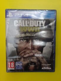 WW2 PS4 BRAND NEW (CHEAP + SEALED) - ONLY 1 MORE LEFT!!!