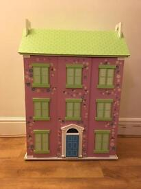 Dolls House Emporium Dolls House - complete with dolls and furniture