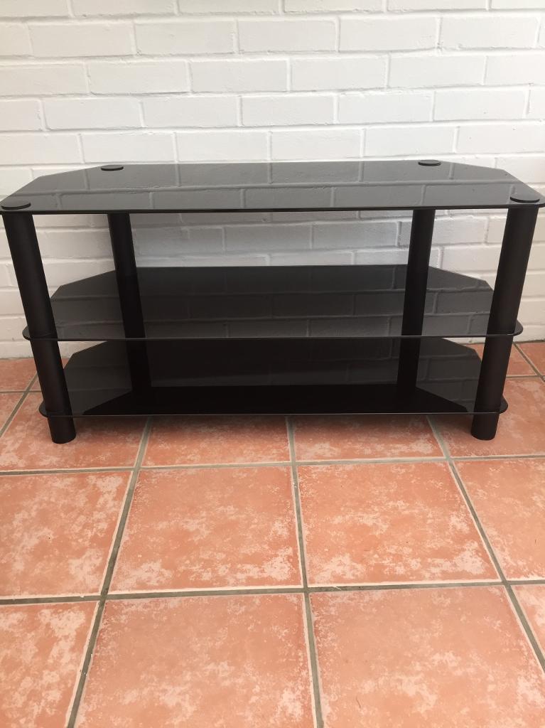 Tv stand - black