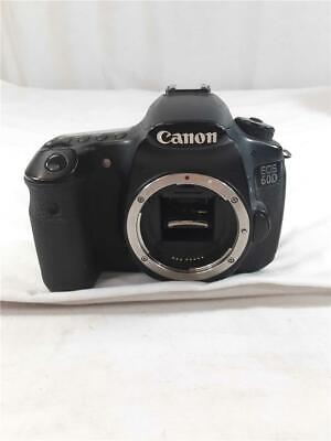 Canon EOS 60D 18.0MP Digital SLR Body With  Battery, Charger and Bag!