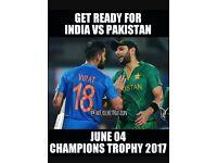 India v Pakistan Silver tickets