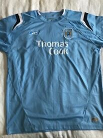 2004-06 Manchester City Home Shirt