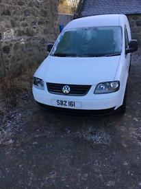 2010 VW CADDY ***ONLY 37000 MILES*** NO VAT