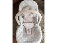Mamas and Papas rocker / rocking cradle seat