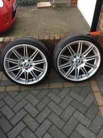 "BMW 19"" MV4 Alloys"