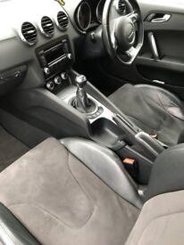 Audi TT 2.0 TFSI Facelift