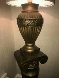 Beautiful standing lamp