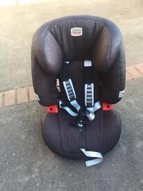 Britax Car Seat - Excellent Condition