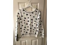 Girls tshirt sweater age 13