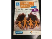 Health & Social Care Resource Book Diploma level 2 OCR