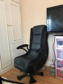 Xrocker gamer chair