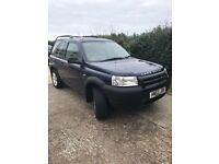 LAND ROVER FREELANDER, 2.0 TD4 Kalahari Hard Top 3dr AUTOMATIC, NEW MOT