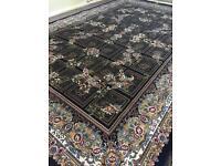 Unique Persian rug Rolex
