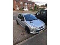 Peugeot 206 GTI 180 remapped + more