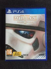 Star Wars Battlefront PS4 sell or swap