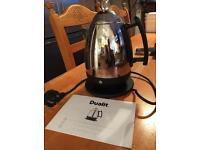 Dualit coffee percolator