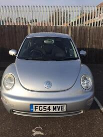 VW Beetle 2005 - FSH - recently serviced at 85000 miles - 11 months MOT - Fantastic condition