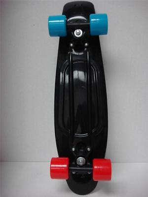 Brand New Plastic Mini Cruiser Penny Size Skateboard Cruiser Board 22""