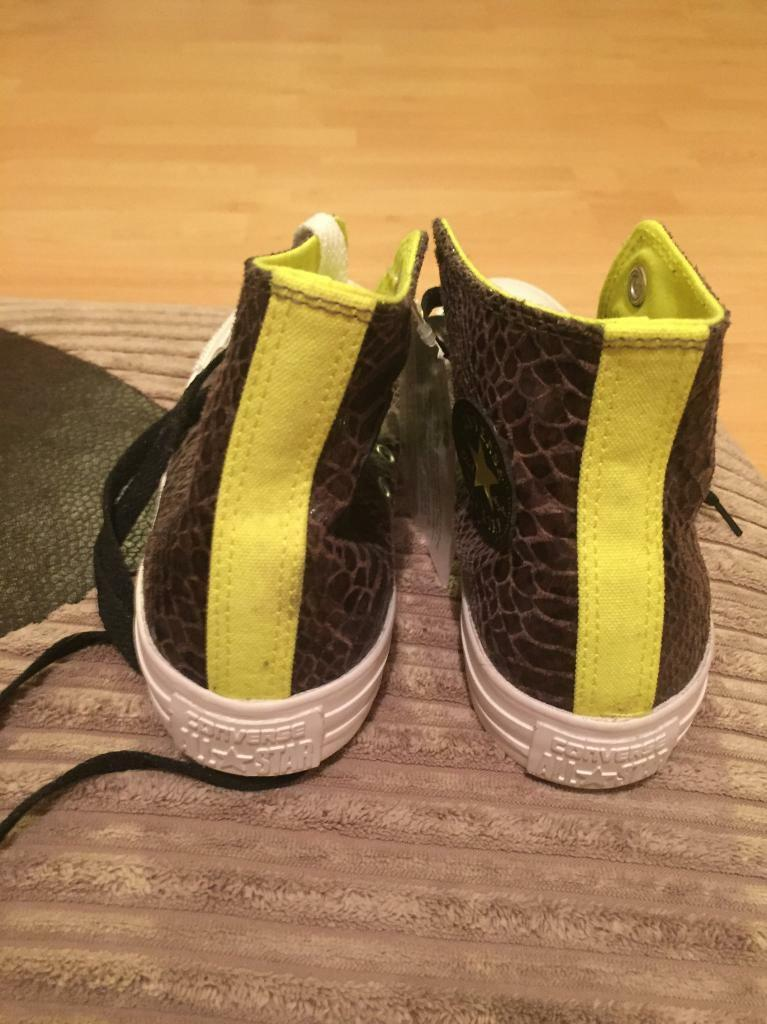 Brand new converse size 3