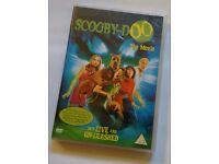 Unopened Scooby Doo The Movie DVD