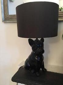 Pug lamp