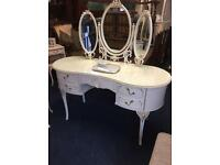 Louis French style dressing table
