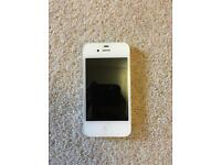 IPhone 4s - 16gb - faulty - for parts