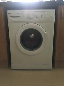 White 5kg washer