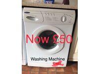 URGENT SALE Hotpoint Washing Machine