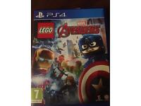 PS4 Lego Avengers - perfect condition