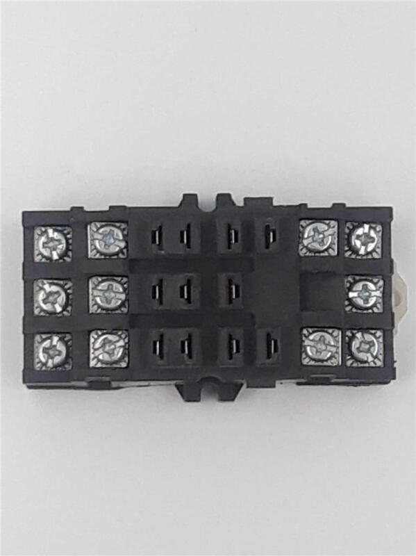 Relay Socket Base