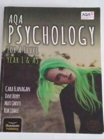 Psychology AQA AS textbook