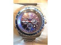 Oceanaut Aviador men's flight watch chronograph