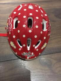 Minnie Mouse helmet