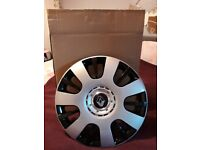 "16"" Renault Wheel Trims (NEW) £35.o.n.o."