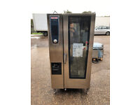 NEW Rational SCC WE 201G Gas Combi Oven