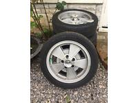 BRM VW Camper Bay/T25/T3 Wheels and Tyres