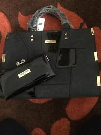 BRAND NEW TED BAKAR PURSE AND HANDBARG CHRISTMAS