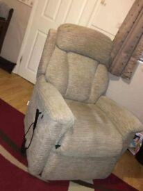 Lazboy Power Recliner/Riser Chair