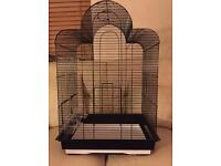 Nearly new cockatiel cage for sale