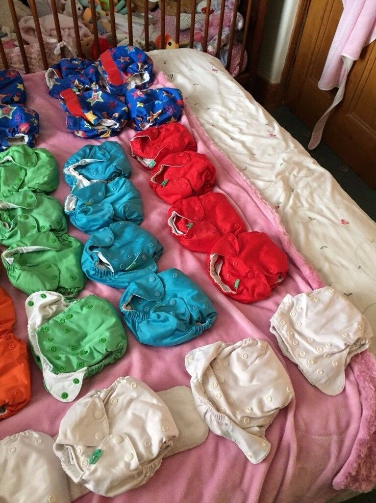 Tots Bots B2P v2 Washable Nappies