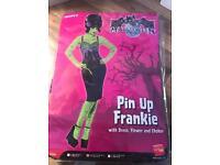 Women's medium Frankenstein fancy dress-brand new