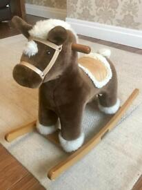 Mamas and Papas Children's rocking horse