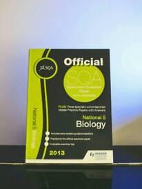 Nat 5 Biology