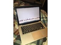 MacBook Pro mid 2012 - 13inch - 16gb ram. 500gb ssd and 500gb hdd