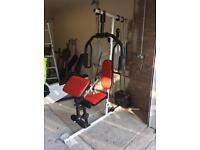 Multi Gym Weights